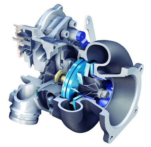 Overall Turbocharger